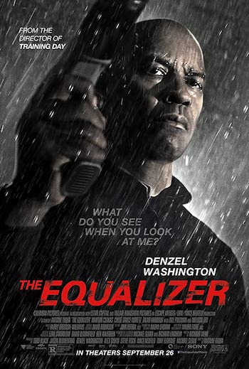 The Equalizer 2014 Dual Audio Hindi English BluRay 720p 480p Movie Download