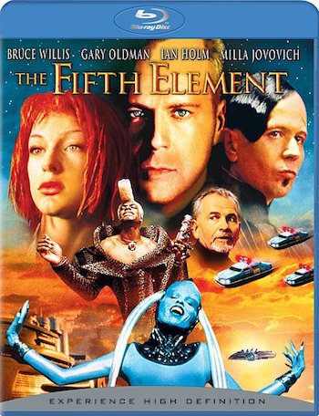 The Fifth Element 1997 Dual Audio Hindi 480p BluRay 400MB