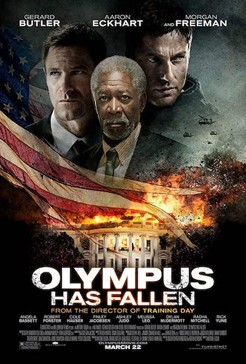 Olympus Has Fallen 2013 Dual Audio Hindi English BluRay 720p 480p Movie Download