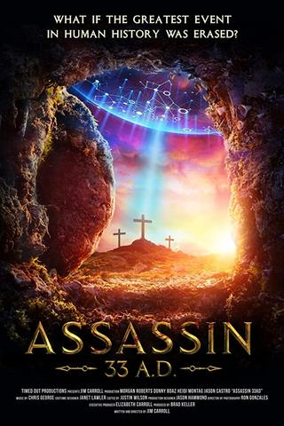 Assassin 33 A.D. 2020 English 480p HDRip x264 300MB