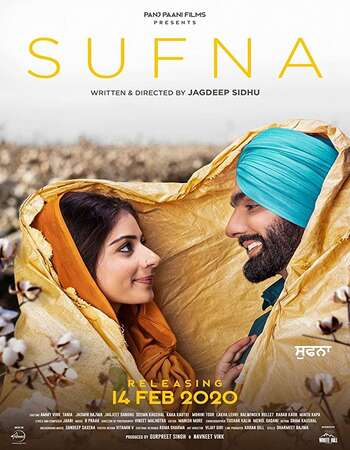 Sufna 2020 Full Punjabi Movie 720p HEVC Download