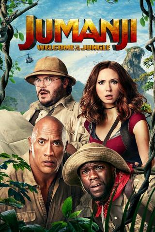 Jumanji Welcome to the Jungle 2017 Hindi Dual Audio 480p BluRay x264 400MB