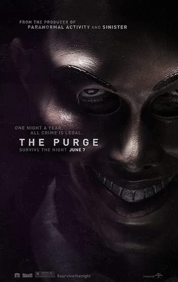 The Purge 2013 Dual Audio Hindi English BluRay 720p 480p Movie Download