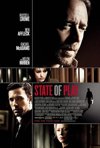 State Of Play 2009 Dual Audio Hindi English BluRay 720p 480p Movie Download