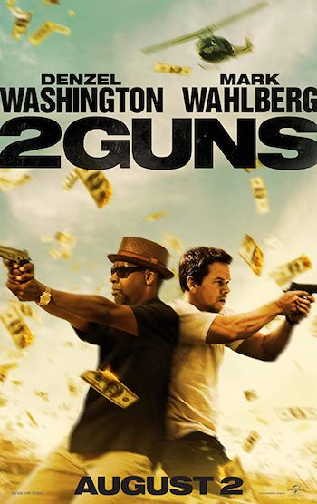 2 Guns 2013 Dual Audio Hindi English BluRay 720p 480p Movie Download