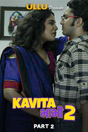 18+ Kavita Bhabhi 2 (Part 2) 2020 Ullu Hindi S02 Web Series 720p HDRip x264 350MB