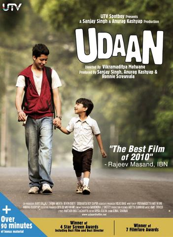 Udaan 2010 Hindi 480p BluRay x264 400MB ESubs