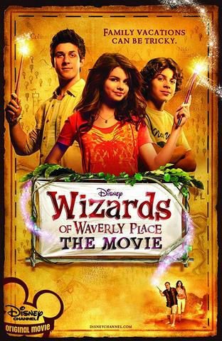 Wizards of Waverly Place 2009 Hindi Dual Audio 480p BluRay x264 300MB ESubs