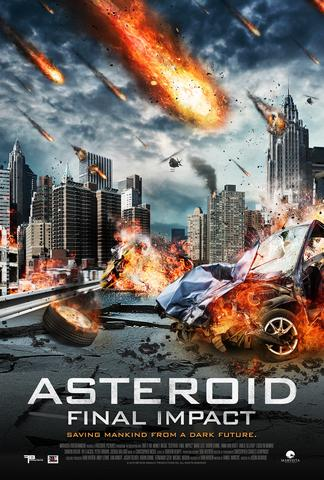 Asteroid Final Impact 2015 Hindi Dual Audio 480p HDRip x264 300MB ESubs