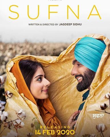 Sufna 2020 Punjabi 480p HDRip x264 400MB ESubs