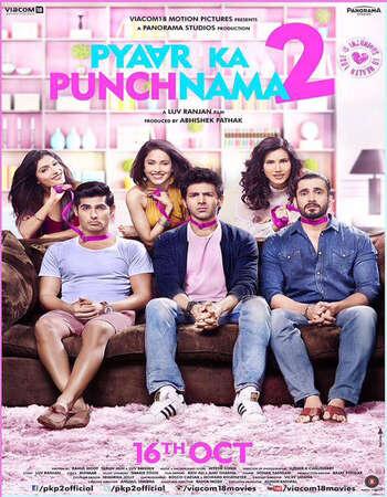 Pyaar Ka Punchnama 2 2015 Full Hindi Movie 720p HDRip Download