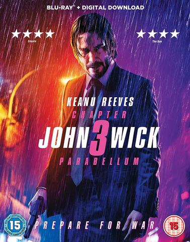 John Wick Chapter 3 Parabellum 2019 Hindi ORG Dual Audio 480p BluRay x264 400MB ESubs