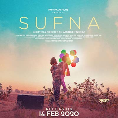 Sufna 2020 Punjabi Movie Download