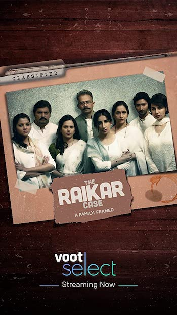 The Raikar Case 2020 S01 Complete Hindi 720p WEB-DL 1.7GB