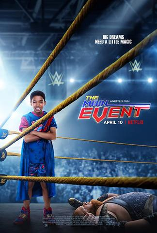 The Main Event 2020 Hindi Dual Audio 480p HDRip x264 350MB ESubs