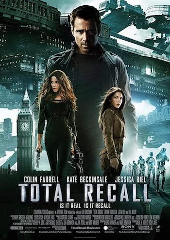 Total Recall 2012 Dual Audio Hindi English BluRay 720p 480p Movie Download