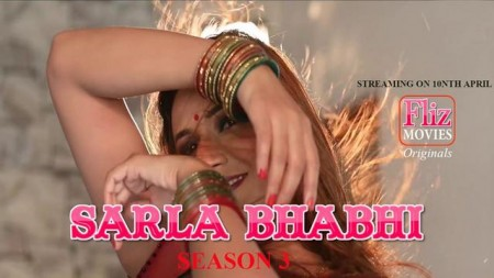 18+ Sarla Bhabhi 3 2020 FlizMovies Hindi S03E01 Web Series 720p HDRip x264 230MB