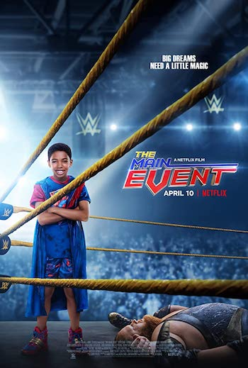 The Main Event 2020 Dual Audio Hindi Movie Download