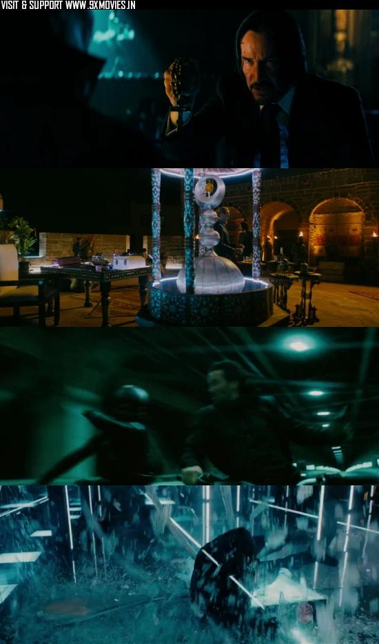 John Wick Chapter 3 Parabellum 2019 Dual Audio ORG Hindi 720p BluRay 1.1GB