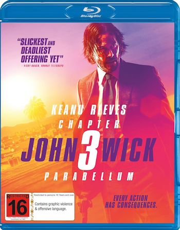 John Wick Chapter 3 Parabellum 2019 Dual Audio ORG Hindi Bluray Movie Download