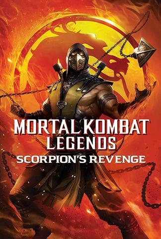 Mortal Kombat Legends Scorpions Revenge 2020 English 480p HDRip x264 300MB ESubs