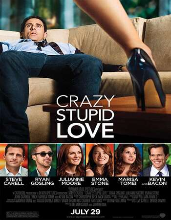 Crazy Stupid Love 2011 Hindi Dual Audio BRRip Full Movie 720p HEVC Download