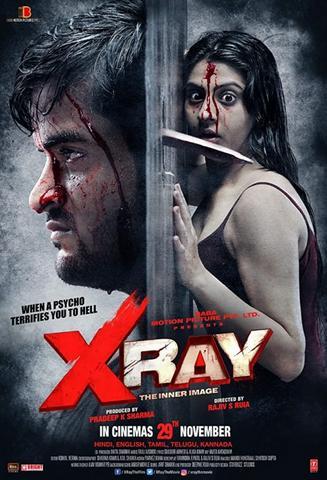 X Ray The Inner Image 2019 Hindi Dual Audio 480p HDRip x264 350MB