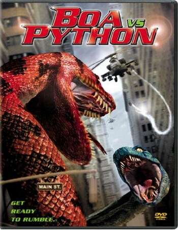 Boa vs Python 2004 Hindi Dual Audio WEBRip Full Movie Download
