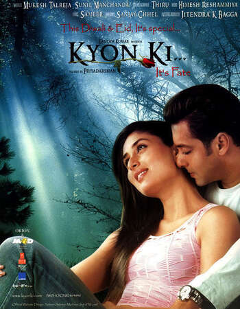 Kyon Ki 2005 Full Hindi Movie 720p HEVC HDRip Download