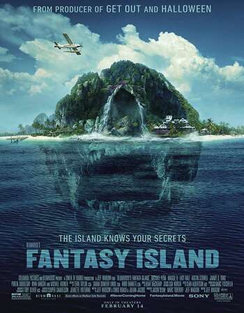 Fantasy Island 2020 Hindi ORG Dual Audio 600MB BluRay 720p ESubs HEVC