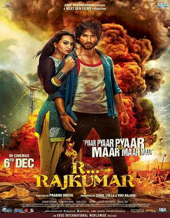 R... Rajkumar 2013 Full Hindi Movie 720p HEVC HDRip Download