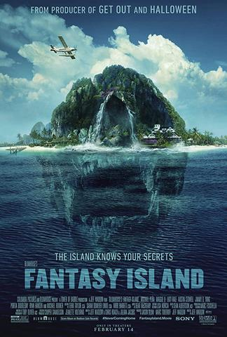 Fantasy Island 2020 UnOfficial Hindi Dual Audio 480p WEB-DL x264 350MB
