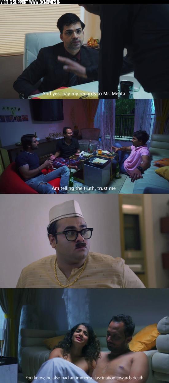 Strange Story 2020 Hindi 720p HDRip 650mb