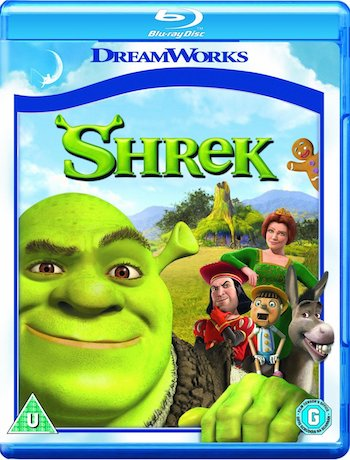 Shrek 2001 Dual Audio Hindi Bluray Movie Download