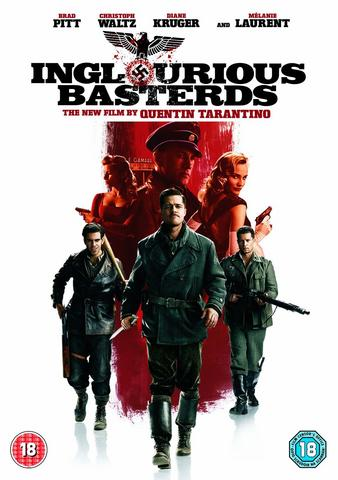 Inglourious Basterds 2009 Hindi Dual Audio 480p BluRay x264 450MB ESubs