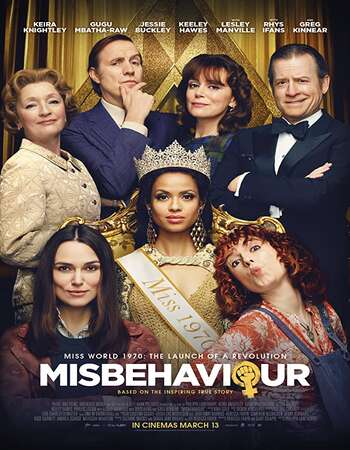 Misbehaviour 2020 English 720p Web-DL 900MB