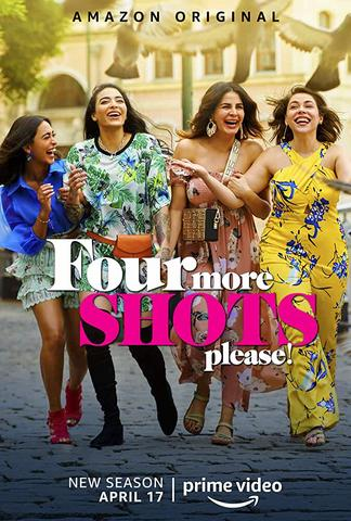 18+ Four More Shots Please 2020 Amazon Hindi S02 Web Series 480p HDRip x264 800MB