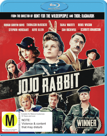 Jojo Rabbit 2019 Dual Audio ORG Hindi 480p BluRay 350mb