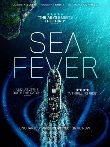 Sea Fever 2019 Unofficial Hindi Dual Audio 480p WEB-DL x264 300MB
