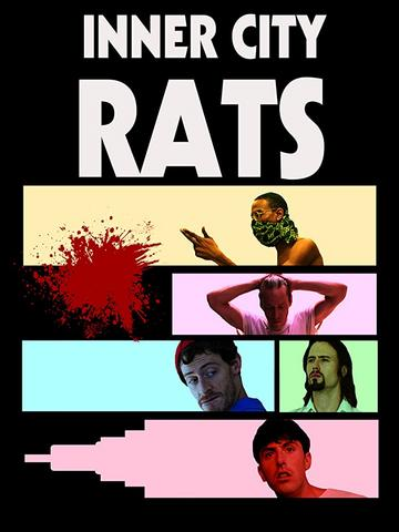 Inner City Rats 2019 UnOfficial Hindi Dual Audio 480p WEB-DL x264 300MB HSubs