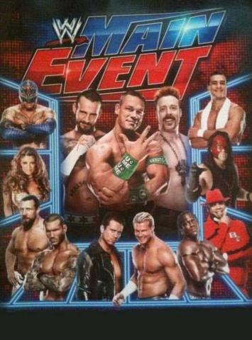 WWE Main Event 16 April 2020 Full Show 480p HDTV x264 300MB