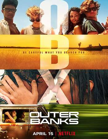 Outer Banks S01 Complete Hindi Dual Audio 720p Web-DL MSubs