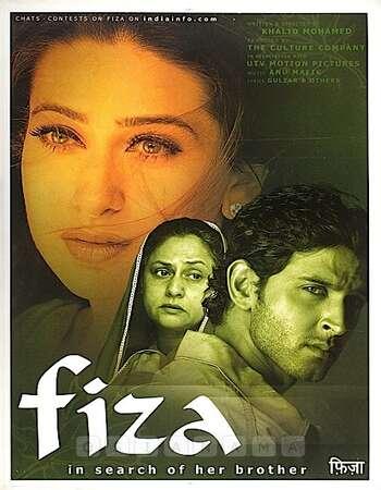 Fiza 2000 Full Hindi Movie 720p HDRip Download