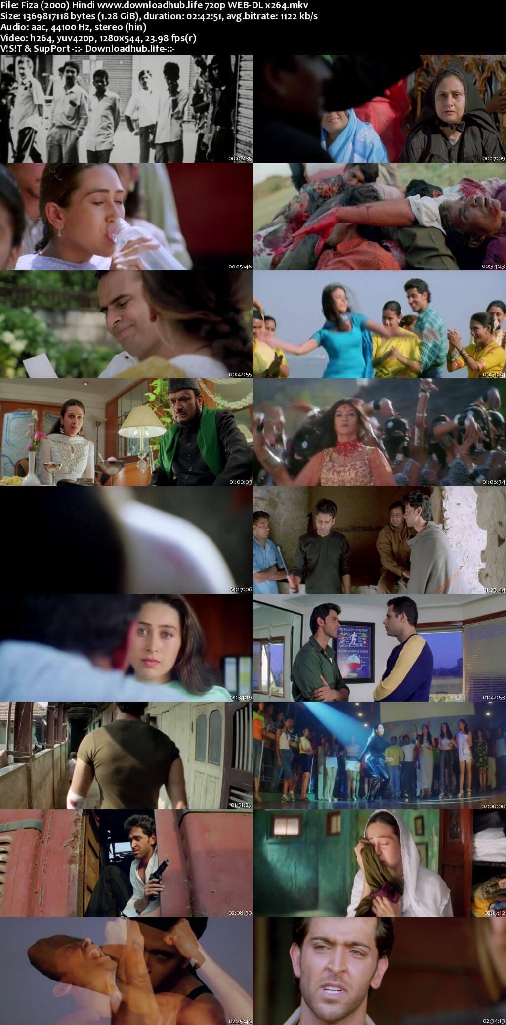 Fiza 2000 Hindi 720p HDRip x264
