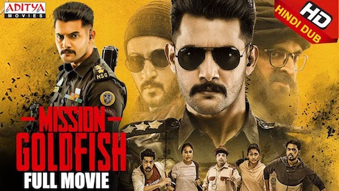 Mission Gold Fish 2020 Hindi Dubbed Full Movie Download