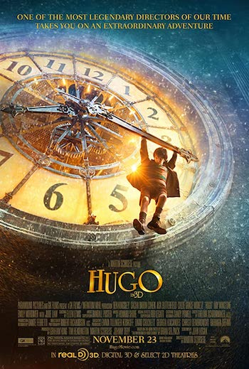Hugo 2011 Dual Audio Hindi English BluRay 720p 480p Movie Download