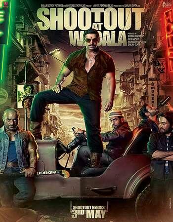 Shootout at Wadala 2013 Full Hindi Movie BRRip Free Download