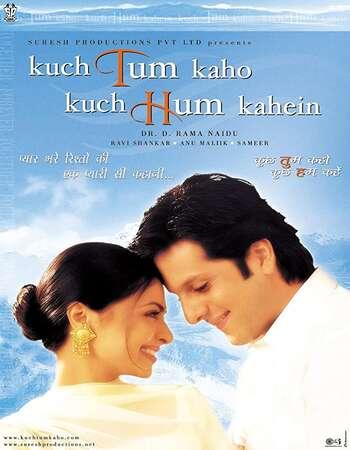 Kuch Tum Kaho Kuch Hum Kahein 2002 Full Hindi Movie 720p HEVC HDRip Download