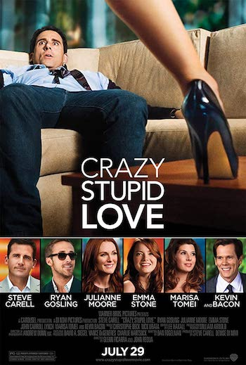 Crazy Stupid Love 2011 Dual Audio Hindi English BluRay 720p 480p Movie Download