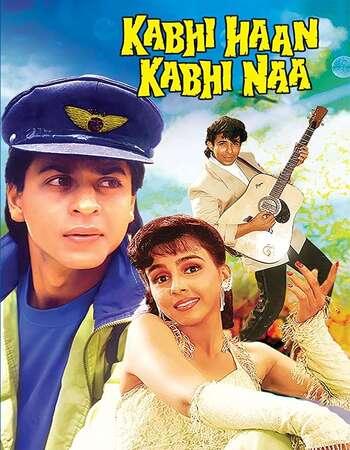 Kabhi Haan Kabhi Naa 1994 Full Hindi Movie 720p HEVC HDRip Download